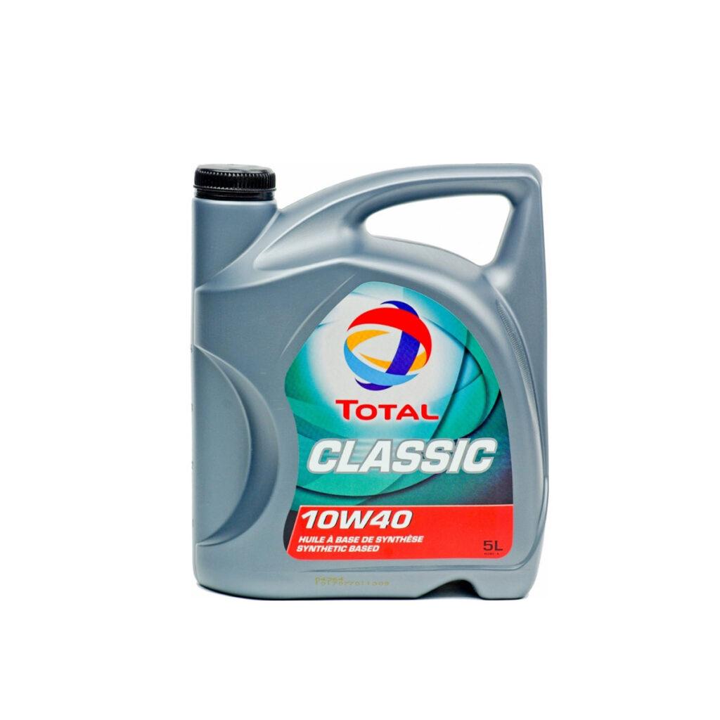 Total Classic 10W-40 5L