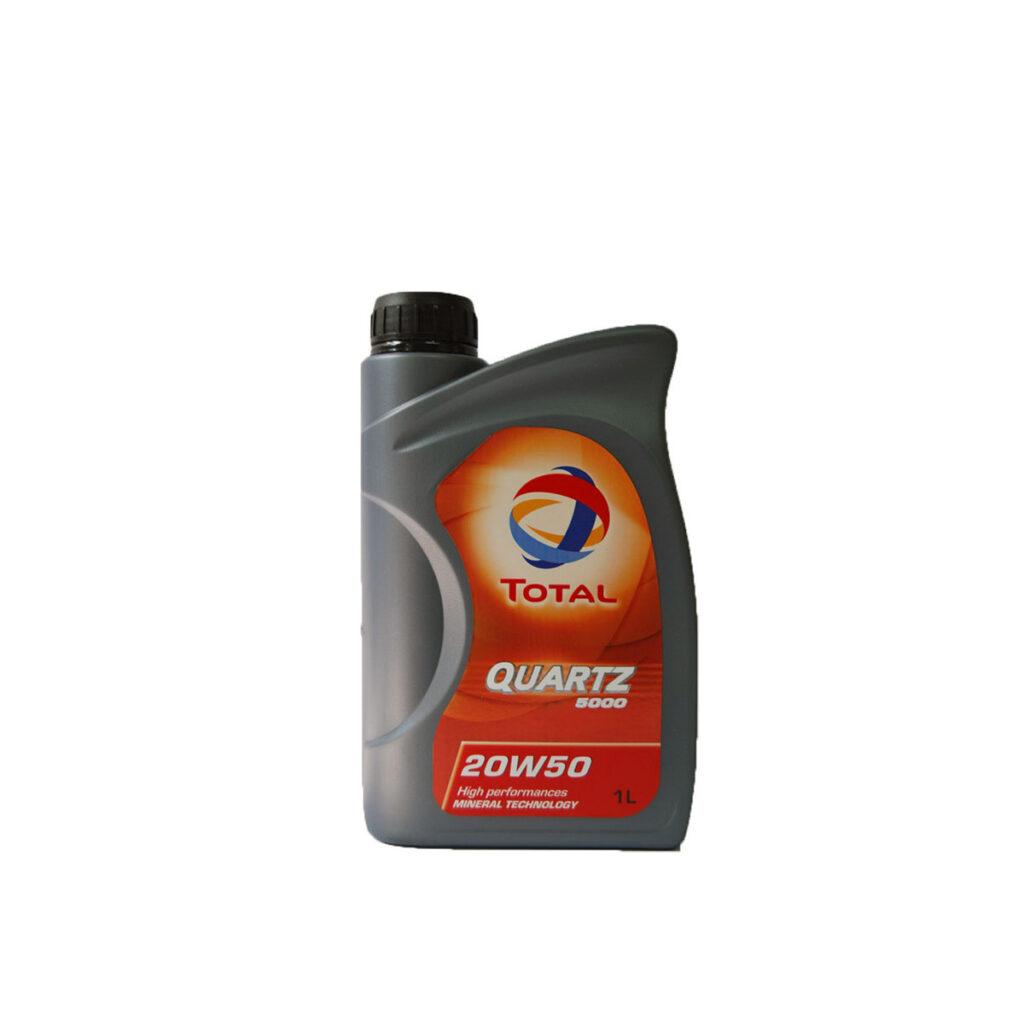 Total Quartz 5000 20W-50 1L